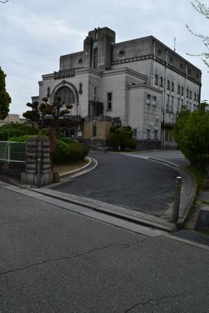 兵庫県加古川市の市立加古川図書館(昭和モダン建築探訪) - 関根要太郎研究室@はこだて
