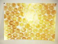 絵画 タイトル「もきゅるん太陽」 - Nemuiwa Neyouのギャラリー