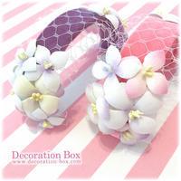 6/25(日)21時 ヘッドドレスをWeb Shop にUPいたします☆ - Decoration Box