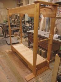 【受付終了】セカンドハンドうんていAタイプ(旧高さ可動タイプ)W1800×H1700×D820 - MAGINU STYLE by Art Furniture Gallery