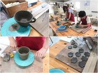 本日の陶芸教室 Vol.700 - 陶工房スタジオ ル・ポット