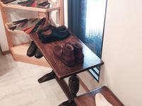 そのデザイン、どストライクです。 - Shoe Care & Shoe Order Room FANS.「M.Mowbray Shop」