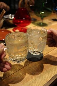 賑やかに飲むも良し、静かに飲むも良し。 - ◆ キョウモドコカデチドリアシ ◆