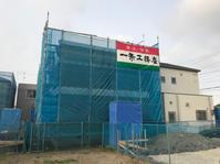 一条工務店 i-Cube の家:棟上げ備忘録 - 目指せるのかスローライフな生活?