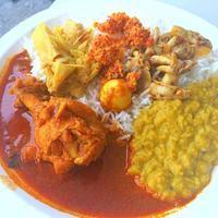 スリランカフェスで【夢のコラボ】食べてきた! - r_rammyのethnicだったり面白いものだったり