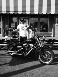 清水 英二 & Harley-Davidson FXDB(2017.05.21) - 君はバイクに乗るだろう
