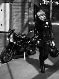 金澤 晃太郎 & Triumph STREET TRIPLE R(2017.05.18/30) - 君はバイクに乗るだろう