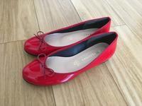 念願の赤い靴☆ - ∞ しあわせノート ∞