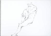 『 Gallery tanasita 17 』 開設 66 - 『Gallery tanasita 1735』croquis・drawing・dessin・ sketch