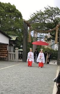 6月の花嫁 - ★お気楽にょろちゃん★