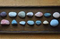 【海で拾った石】宇宙 - azukki的.