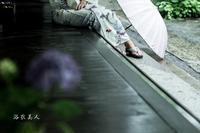 浴衣美人と6月の雨* - ココロハレ*