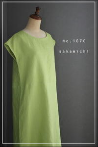 No. 1070 ワンピース(M-L) - sakamichi