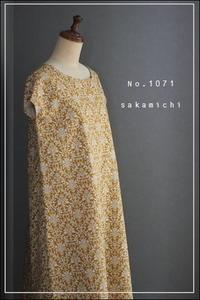 No. 1071 ワンピース(M-L) - sakamichi