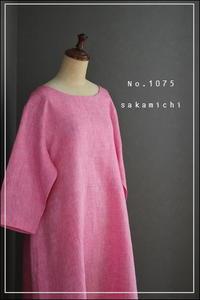 No. 1075 ワンピース (LL) - sakamichi