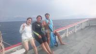 6月23日 ファンダイビング - タイのタオ島から、たおみせブログ