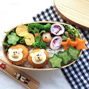 今週のkao弁当 - arare-day's 3rd