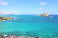 てくてくハワイ♪青の色と太陽 - クラシノカタチ