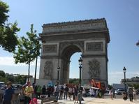 フランス旅行最終日 - 小鉄と斗和の親子日記