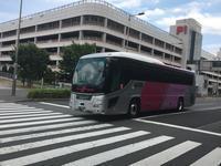 東急トランセ(羽田空港→大崎駅西口) - バスマニア Bus Mania.JP