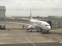 日本航空(羽田→松山) - バスマニア Bus Mania.JP