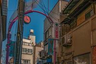 記憶の残像 2017年 花の東京 -17 東京都墨田区 鳩の街  OFF LIMITS - ある日ある時 拡大版