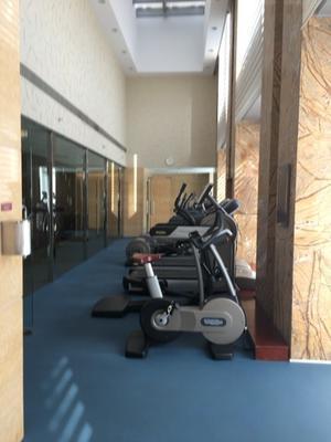 北京のヒルトンエアポートホテルのジムに便乗しました。 - どこまでも便乗旅行記