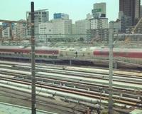 新幹線からサンライズ瀬戸・出雲 - 子どもと暮らしと鉄道と
