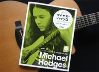南澤大介先生の著書 『マイケル・ヘッジス』の本 - アコースティックな風