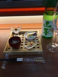 「山本」ワイン酵母の日本酒 - My simple life インテリアと料理とハンドメイド