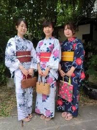 楽しみですね、浴衣でランチ。 - 京都嵐山 着物レンタル&着付け「遊月」