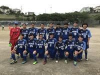 県女子U-15サッカーリーグ 1部リーグ第2節 - 横浜ウインズ U15・レディース
