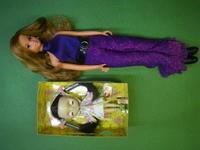 着せ替え人形を買いました - カワセミ工房 鎌倉 (旧絵手紙いろは印)