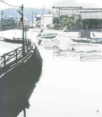 愛知県南知多町 - デジタル絵画・実験室