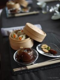 香蜜醋無花果 いちじくの中華デザート - お茶をどうぞ♪