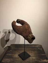 アフリカ ナイジェリア ムムエ族 木彫仮面 - MANOFAR マノファー