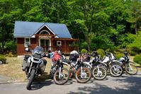 ブロ友さんとキャンプ!とくら沢ふれあいキャンプ場 - Motorradな日々 2