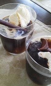 冷たいデザート - 紅茶ライフ