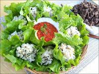 ⑲L'ets ハングル!'(さあ、韓国語を始めよう!) - 食文化を学ぶ