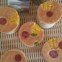 ちょこちょこ焼いてますシリーズ・・・筒焼きマフィン他 - 手ごねパン教室「hana hana」 トモママの家族のためのパン作り             兵庫県西宮市で格安パン教室やってます。