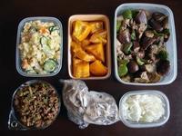 週末の常備菜づくり(170625) - ふたりで暮らす