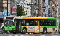 東京都交通局 V-K485 - FB=Favorite Bus