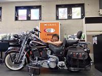 ハーレー FLSTS 95周年記念1998モデル 中古車のご紹介♪ - The 30th Freedom カワサキZ&ハーレー直輸入日記