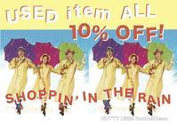 """"""" SHOPPIN' IN THE RAIN """" - NUTTY Little Room&Deco."""