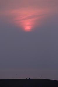 落陽 - アオイソラ