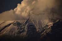 Popocatepetl火山(5426m) - 二勝三敗