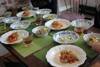 嬉しい思いと感謝の気持ち - 海辺のイタリアンカフェ  (イタリア料理教室 B-カフェ)