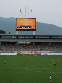 サッカー観戦:パルセイロレディース・横山久美選手最終戦 - 日本庭園的生活