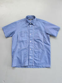 NECESSARY or UNNECESSARY (N.O.UN.) SNACK SHIRT - OX - 『Bumpkins putting on airs』