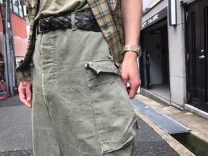 座ったときに活躍するポケット! - magnets vintage clothing コダワリがある大人の為に。